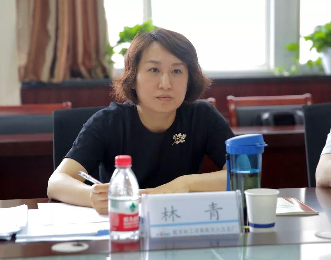 林青董事长_中铁一局李秀荣林青