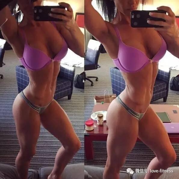 女人健身和不健身,差的绝对不仅是几斤肉的区