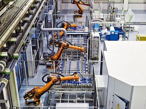 国产工业机器人向中高端转型
