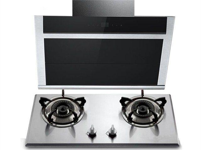 嵌入式灶具指的是先将台面切割成凹形,然后将灶具嵌进去,使之与橱柜图片