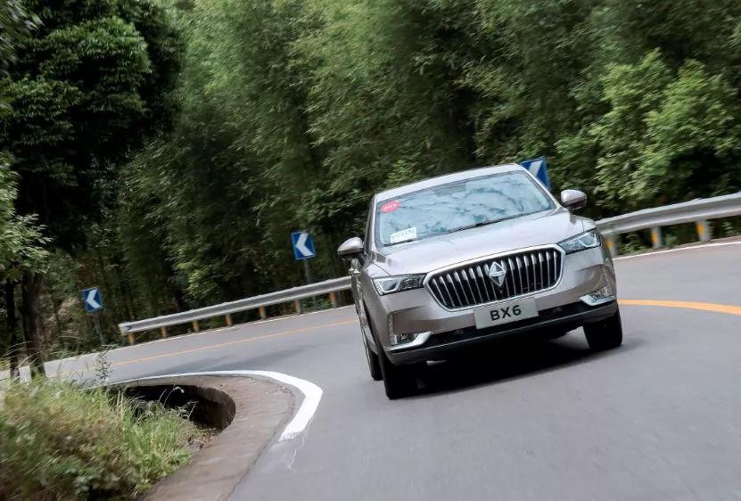 试驾|宝沃BX6——重新定义轿跑SUV