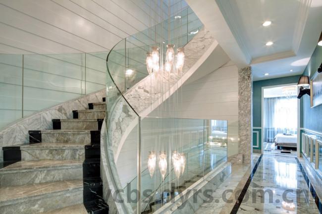 别墅楼梯装修技巧,需要注意什么