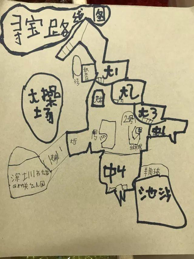 儿童画 简笔画 手绘 线稿 640_853 竖版 竖屏