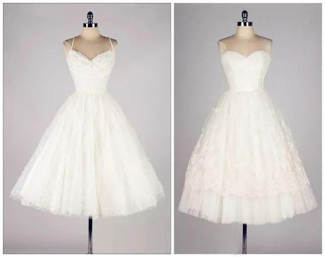复古礼服裙| 1950'S,现在看依然很仙!47 作者:千叶老师 帖子ID:2709