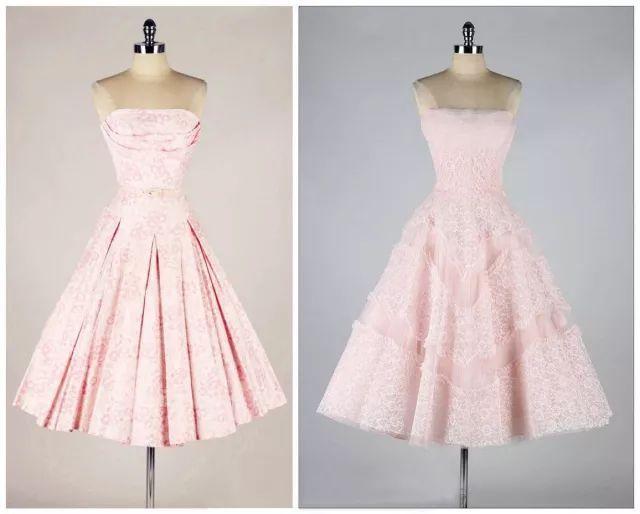 复古礼服裙| 1950'S,现在看依然很仙!20 作者:千叶老师 帖子ID:2709