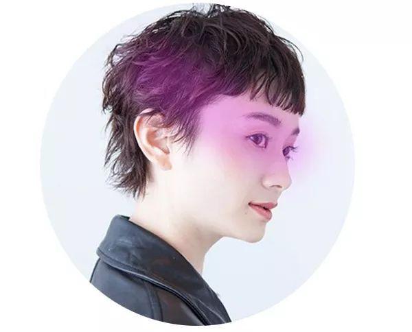近两年越来越多女生剪短发 随着北极星小姐姐帅炸了抖音后 关键短发最图片