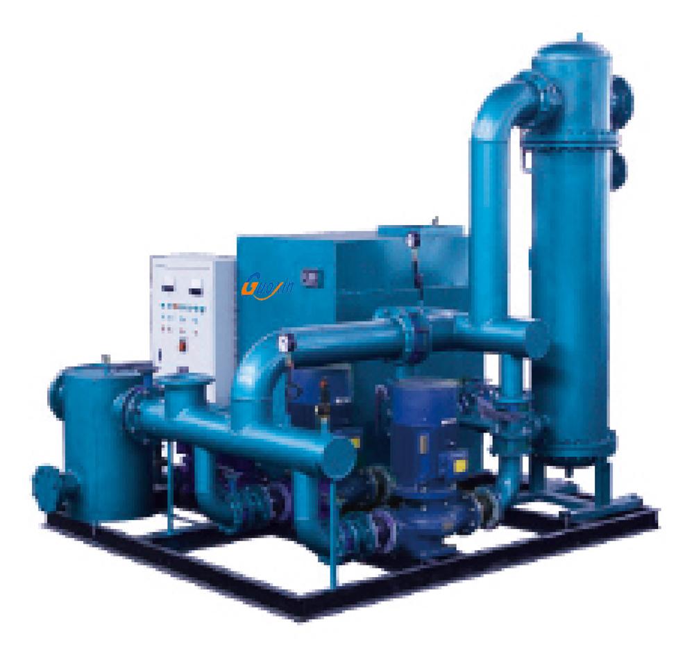 水水板式换热器机组,板式换热器五大优点,山东国信工业设备