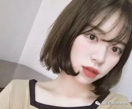 2018年最流行的短发,12款大圆脸妹子也适合!
