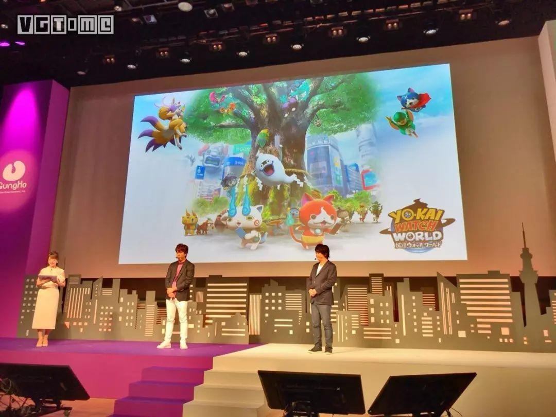 【新闻】手游《妖怪手表 世界》公布 玩法类似《精灵宝可梦GO》