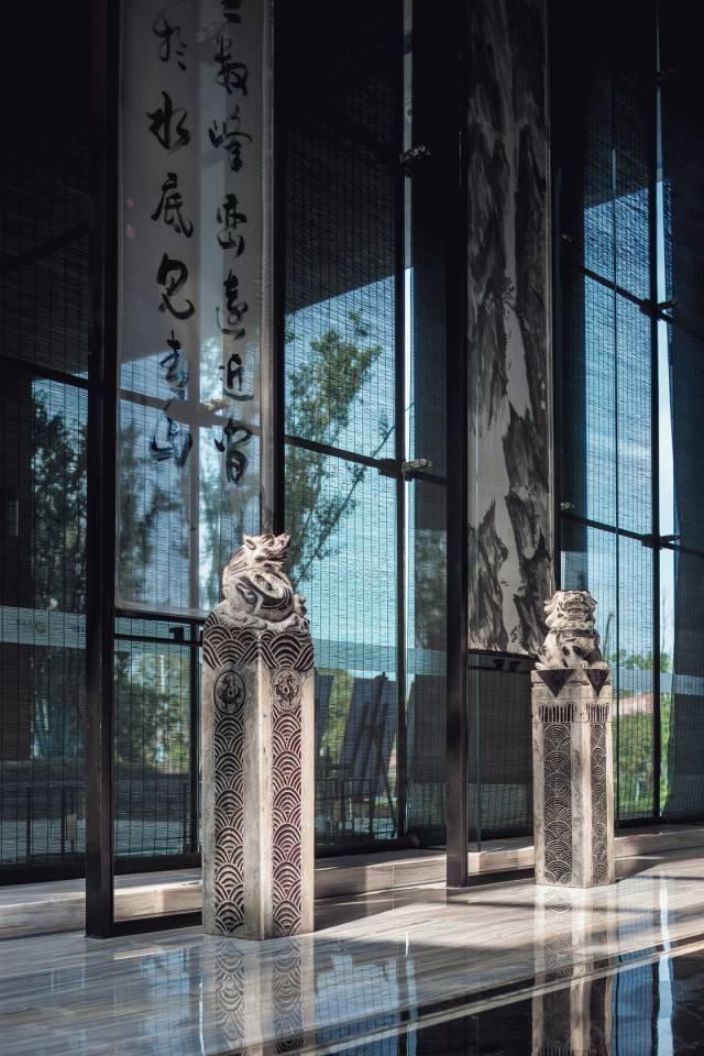 新中式 · 自然,清幽,返璞的唯美之境图片