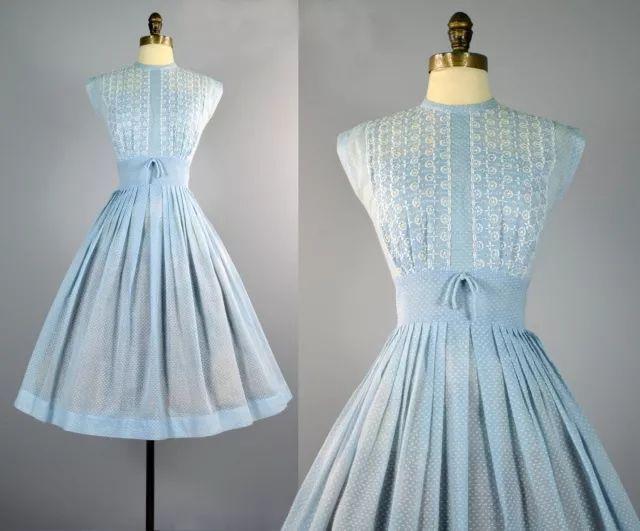 复古礼服裙| 1950'S,现在看依然很仙!67 作者:千叶老师 帖子ID:2709