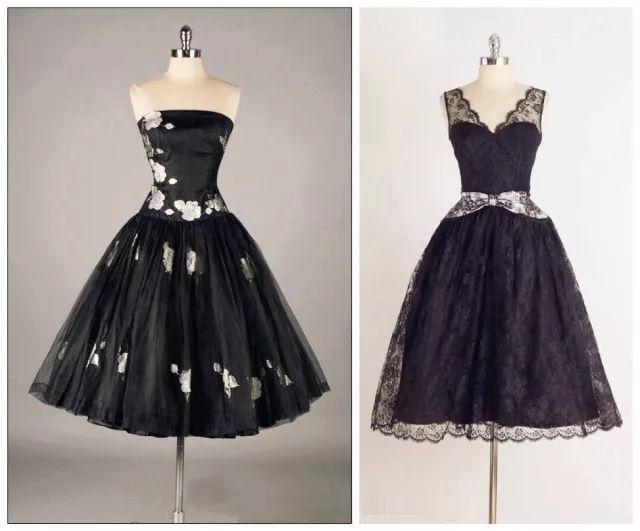 复古礼服裙| 1950'S,现在看依然很仙!10 作者:千叶老师 帖子ID:2709