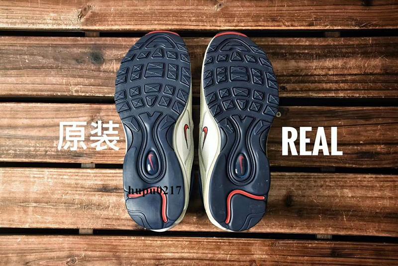Tenis Nike Air Max 97 Hombre Tenis Nike para Hombre Azul