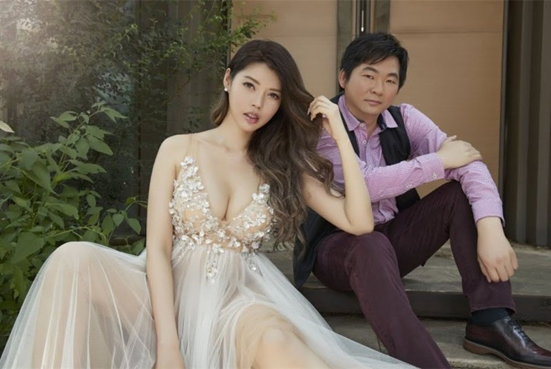 亿万富豪多次求婚,台湾名模殷琦终于答应了