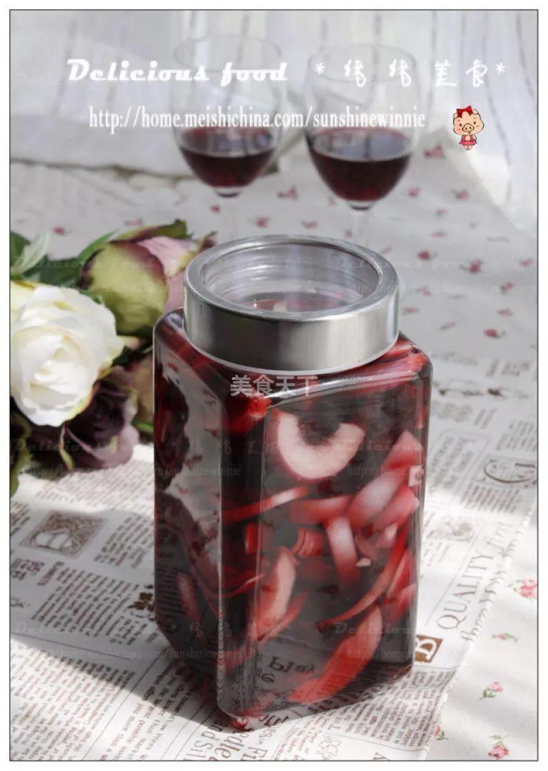 洋葱泡红酒做法 洋葱泡酒的功效与作用?_植物类泡酒_泡酒之家