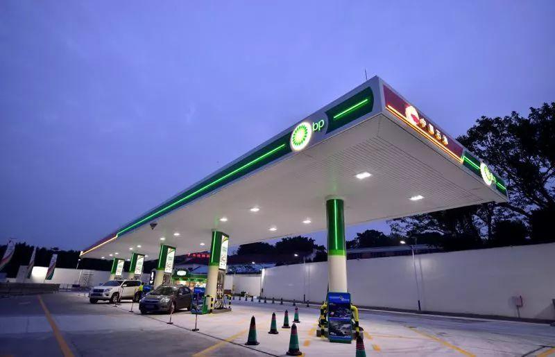 5年新增1000座加油站!能源巨头BP持续发力中国高端成品油零售市场