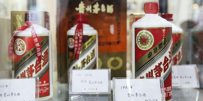 国酒茅台进入李保芳时代 左靠京东右握阿里