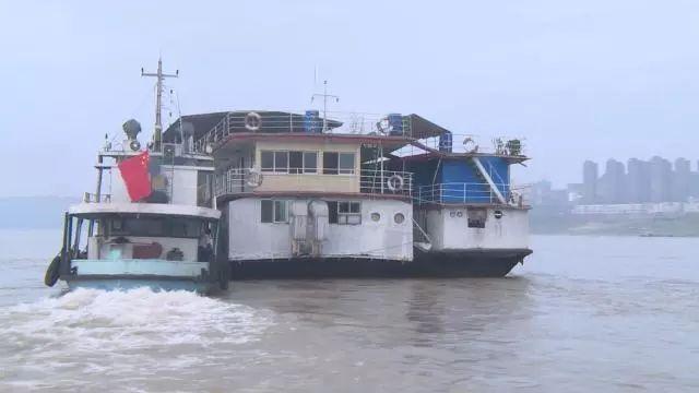 丰都全面清理水域餐饮船舶,让长江美成爆款