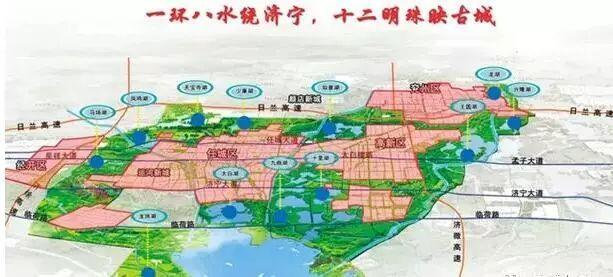 环水城市平面图