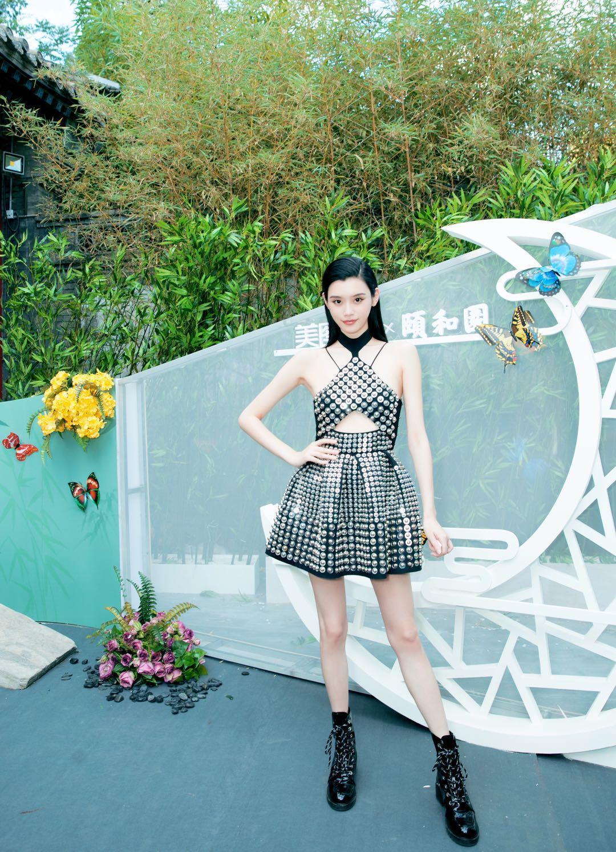 """星光熠熠!美图T9发布会颐和园举行Angelababy携群星开启""""寻美之夜"""""""