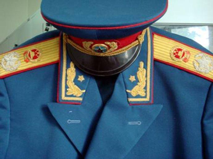 """为毛主席特制的""""大元帅礼服"""",原来是这样子的"""