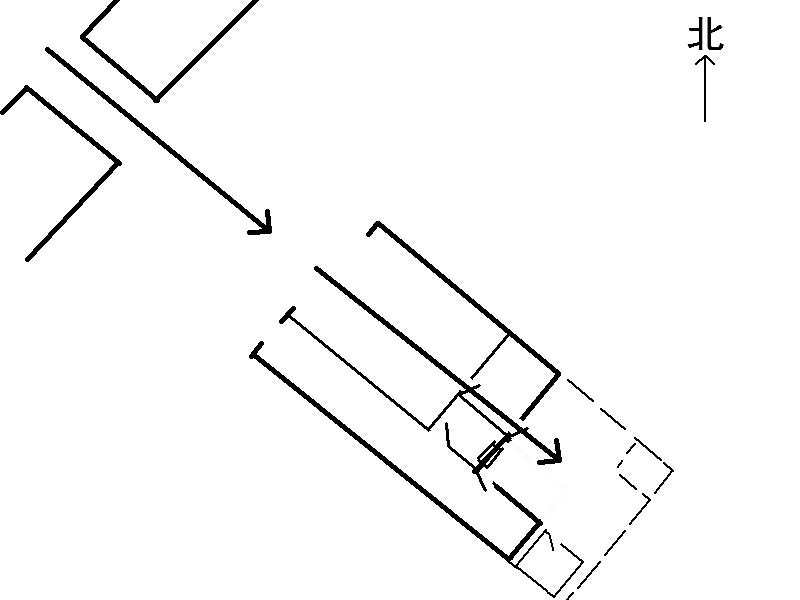 经典风水案例19——房屋缺角