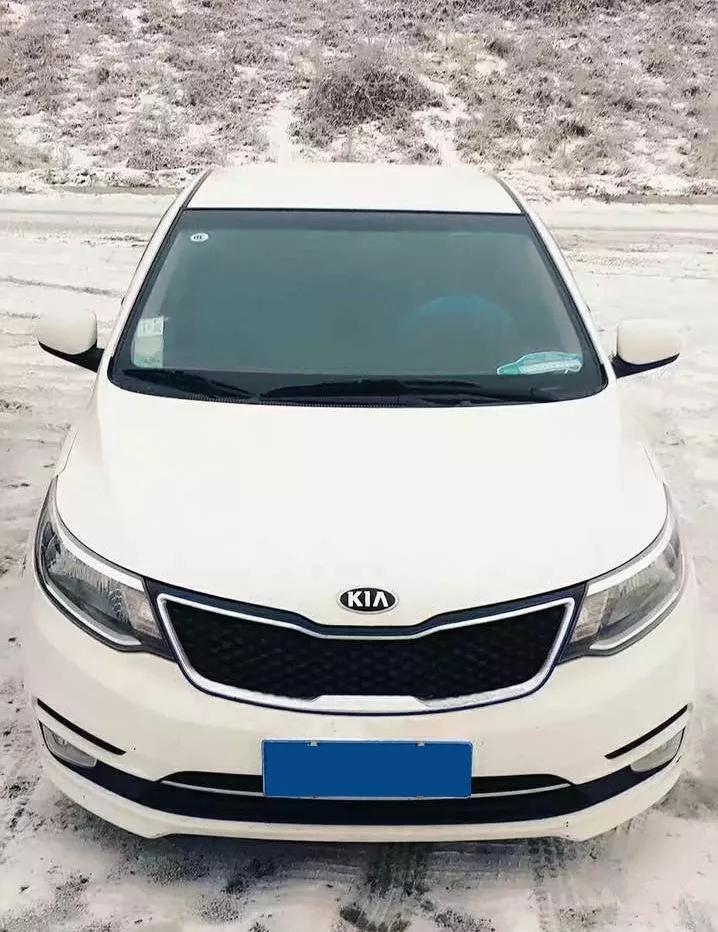 全国首例起亚K2宽体改装车小众车也能玩出自己的风格!