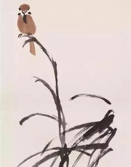 【艺术长廊】万物之始,大道至简——写意画的最高境界图片
