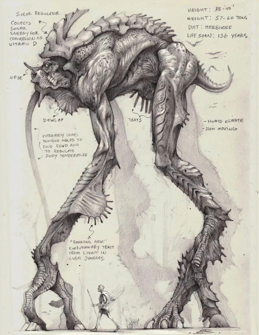 壁纸手绘怪兽大学