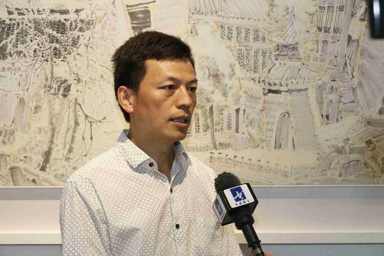 八荒通神――中国国家画院卢禹舜工作室2017级师生作品展开幕