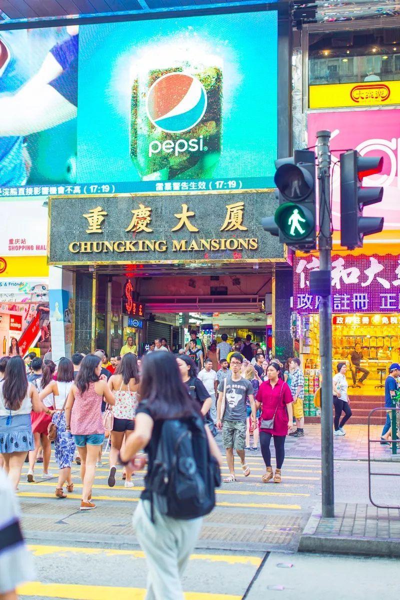 恋恋香港,寻找最复古的港味