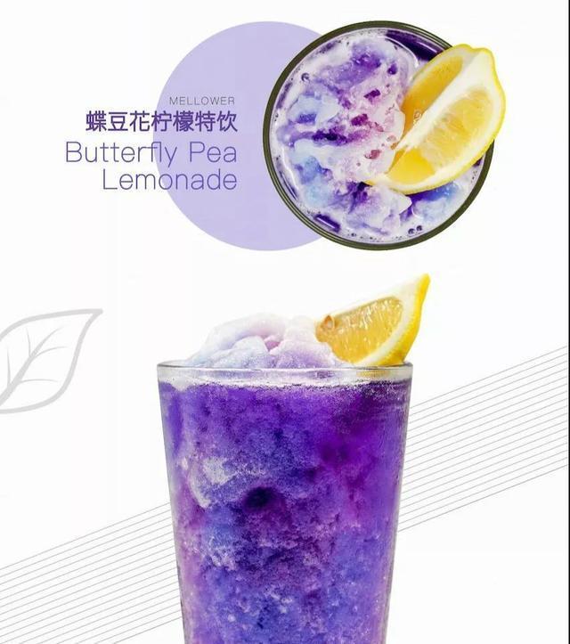 """冷饮店里头的""""蝶豆花""""到底是什么?原来这么简单!_腾讯分分彩"""