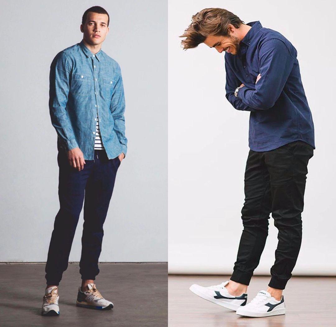 还真有这种「休闲裤」,时髦舒适到每天都想穿