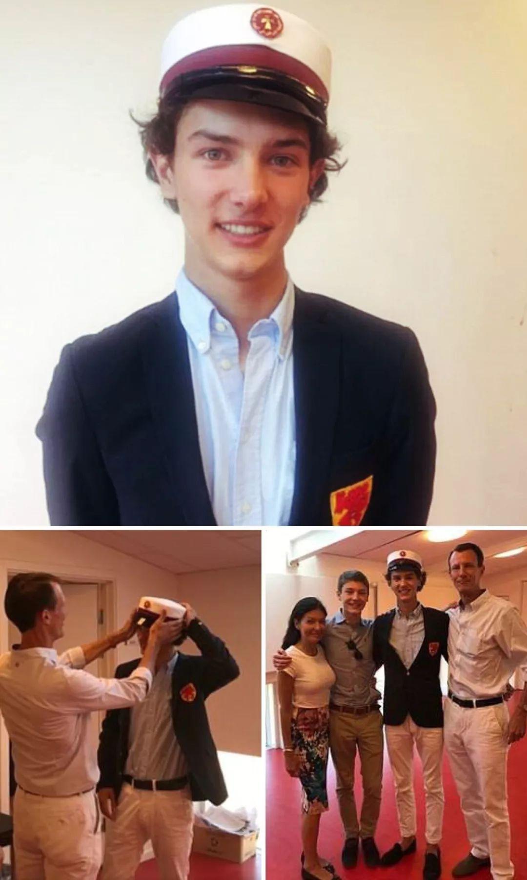 走了Dior和Burberry大秀的丹麦皇室王子,竟有中国血统?