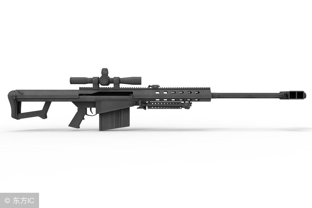 �7��|�N<�^}�M_巴雷特m82a1狙击步枪 在12.7毫米狙击步枪市场上占据了统治地位