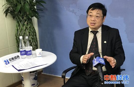 【40年•华商影响力】旅英华人张其军:专注于推动高新技术产业化