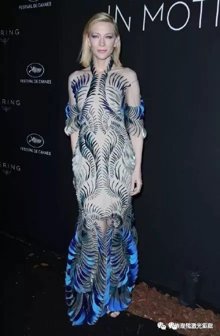 衣人体艺术_如果细心留意每一套设计,你看到的不再是大家所认知的人体,而是衣随