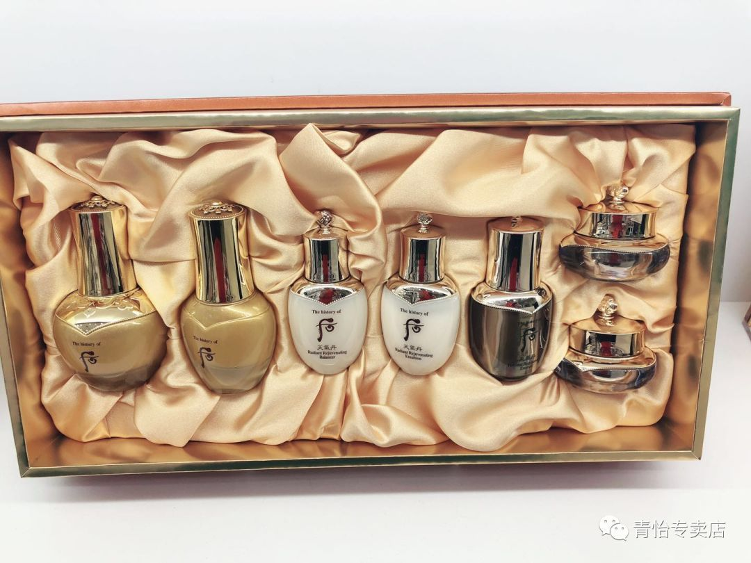 天气丹安瓶精华使用顺序图片