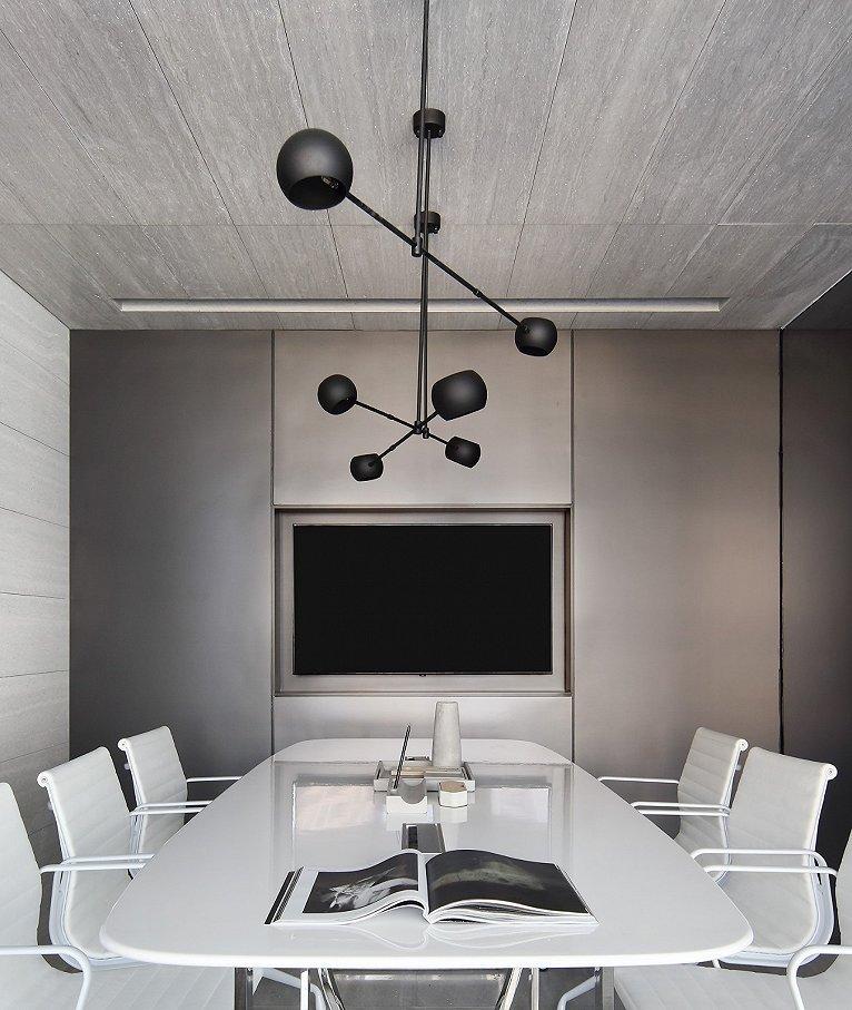 合肥办公室装修设计的风格如何体现公司实力和文化