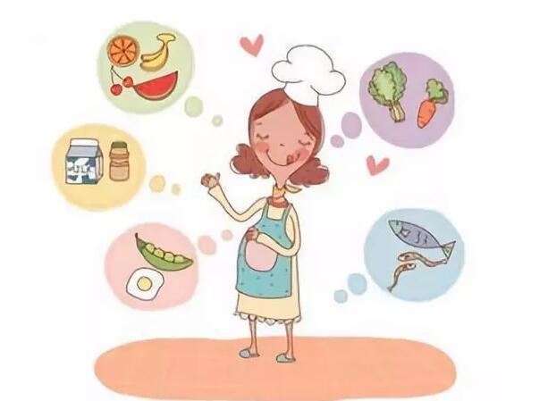 淮南现代医院友情提醒宝妈们【孕期营养】健康又聪明的宝宝,就该这样吃!
