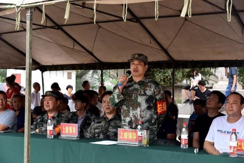 居安思危未雨绸缪 山西省襄汾县开展防汛抢险应急演练