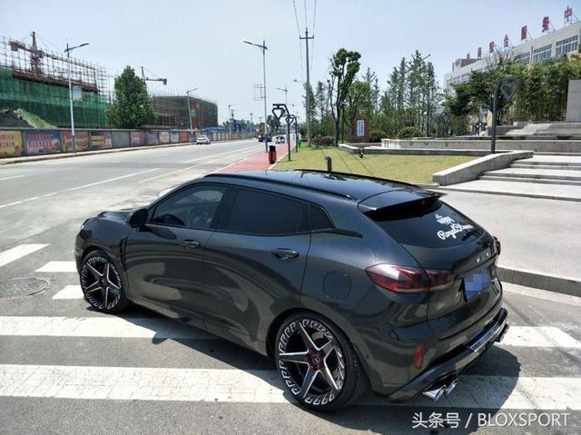 赵雪癹nm9�c9h�9�9g.��b_blox 车主记-不错的改装潜力 wey vv5空气悬挂改装案例分享!