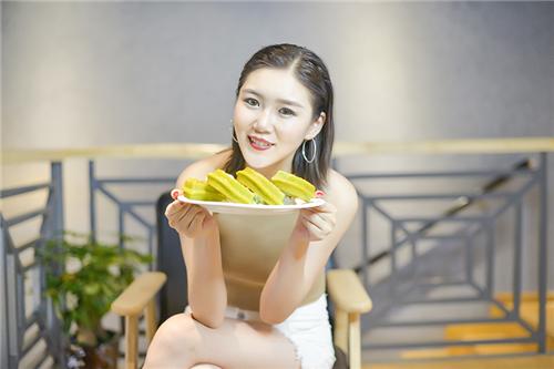 """""""魅影梦""""杯网红模特大赛2018第26周五号汐雅"""