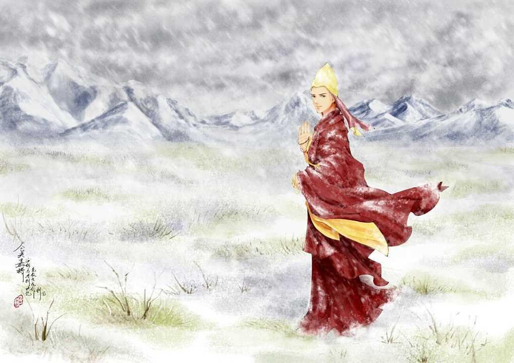 仓央嘉措,他是雪域最大的王,也是世间最美的情郎