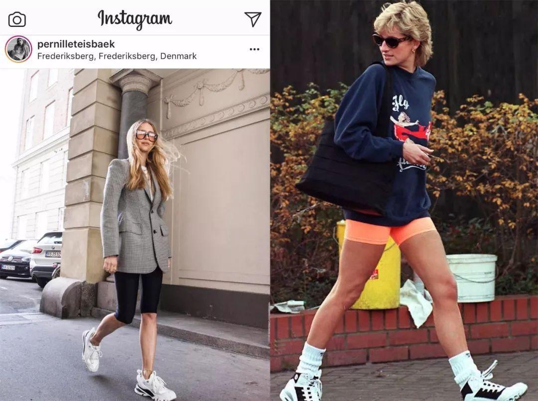 女生穿球衣的5种时髦方式,看球也要穿得好看