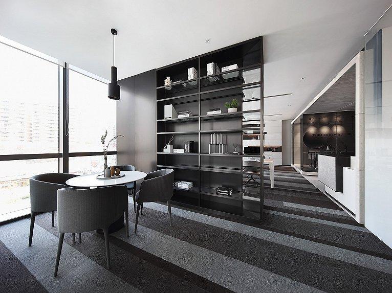有哪些价格不贵格调又高的办公室装修设计案例?