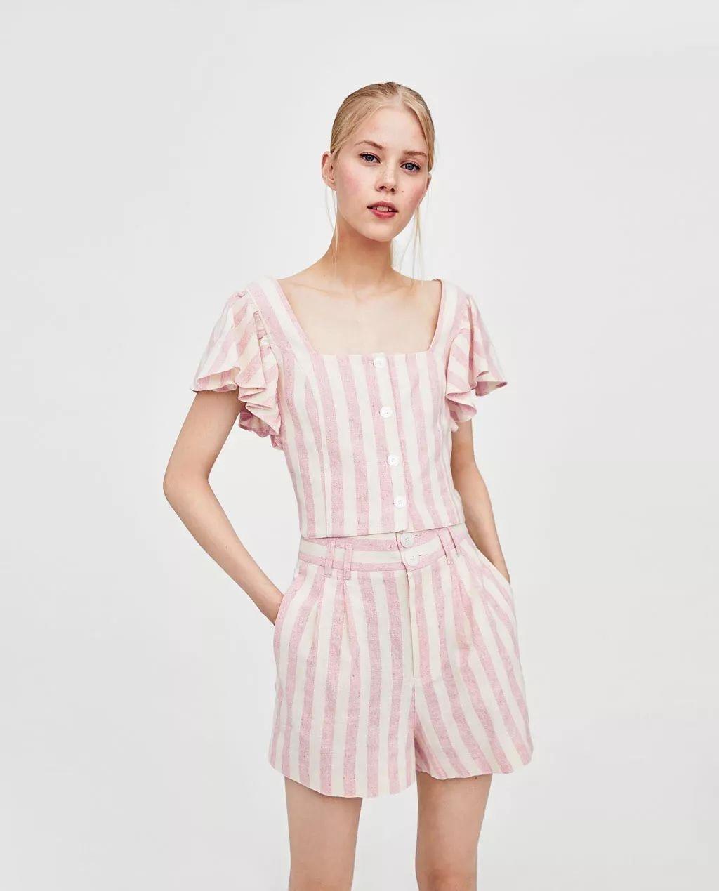 我网购了13款zara衣服,发现这5套最值得买