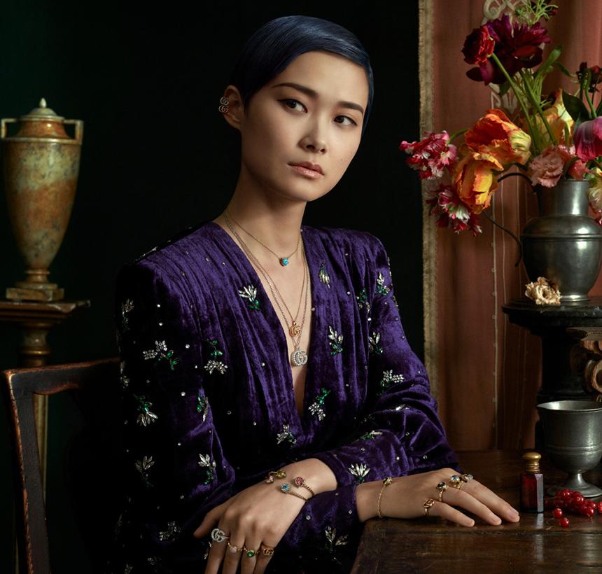 不知道李宇春为什么这么火?那先体验下个性十足的李宇春式时尚!
