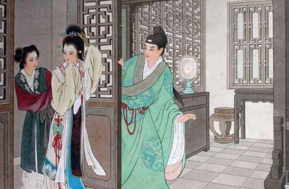 为何古代有钱人家的小姐 都喜欢上了进京赶考的书生