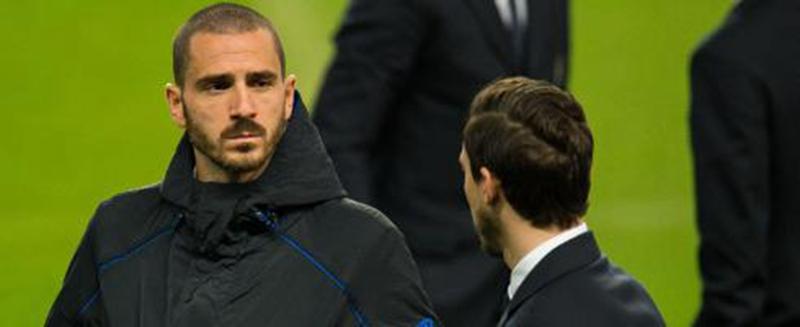 巴黎有兴趣签下米兰队长将要与曼联争夺博努奇